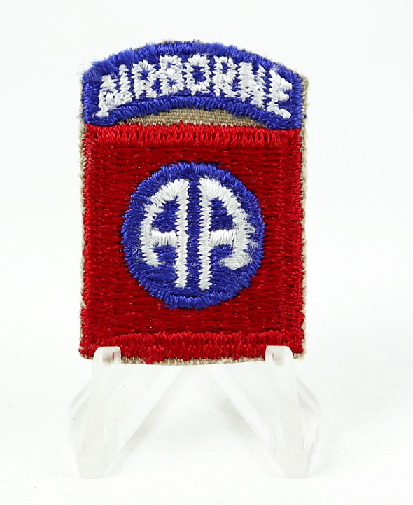 Mini 82nd Airborne Patch 1a
