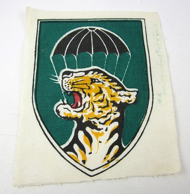 Printed Camp Strike Force Patch 1a