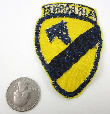 Small 1st Cavalry Airborne Patch 1b